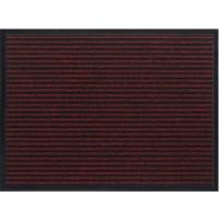 Изтривалка текстилен филц с гума Евертън 40х60 червено