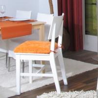Оранж Възглавница за стол 39x39 Plum passion