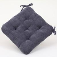 Възглавница за сядане TEXAS цвят 905 40х40 сиво