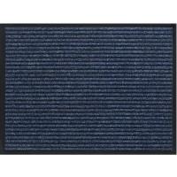 Изтривалка текстилен филц с гума Евертън 40х60 синьо