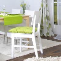 Резеда Възглавница за стол 39x39 Plum wood