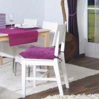 Лила Възглавница за стол 39x39 Plum purple