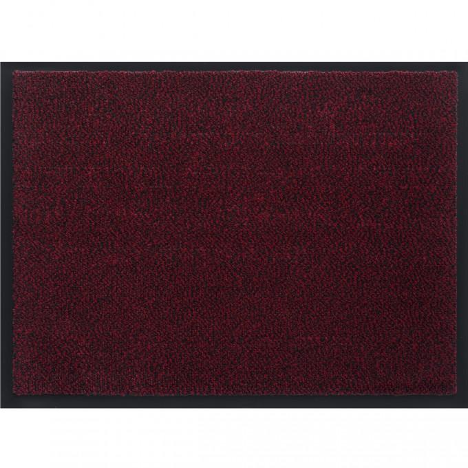 Изтривалка текстилен филц с гума Марс червено