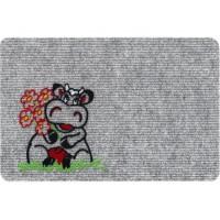 Изтривалка мокетена Фигури 40x60 83 крава