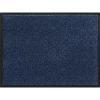 Изтривалка текстилен филц с гума Марс 40x60 синьо