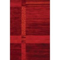 Промо килим Decor правоъгълници червено