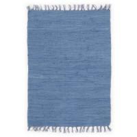 Килим памук Abano синьо