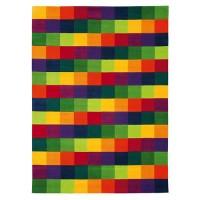 Килим Joy - Colour Festival цветни квадрати