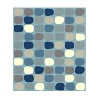 Пътека Lanu кръгове синьо