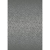 Килим Casino тъмно сивa мозайка крем