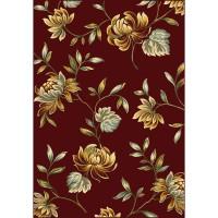 Килим Beluchi цветя червено