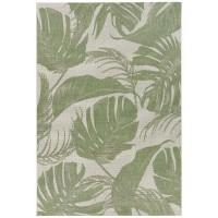 Килим Cottage зелени палмови листа