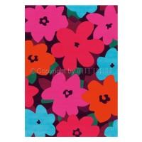 Килим Sam - Bloom цветя розово 70х140