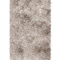 Килим Shaggy Shaft 80х150 крем тъмно,ръчен тафт