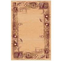 Промо килим Oriental рамка орнаменти беж