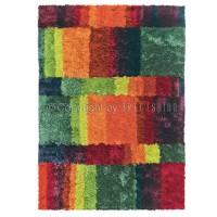 Килим шаги - Funky цветни плочки