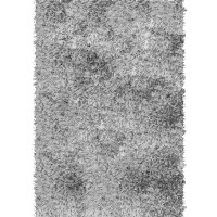 Килим Shaggy Shaft 80х150 сиво,ръчен тафт