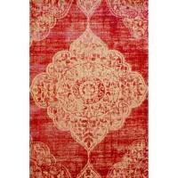 Килим Oriental орнамент червено 164х230