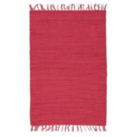 Килим памук Abano червено