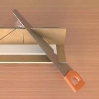 Da Vinci трион за рязане на стиропорени корнизи