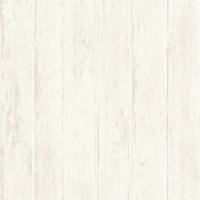 Тапет Тухли & Дърво дъски крем