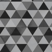 Best of 1 GrAlive 13267-30 разм.64/32см триъгълници черно