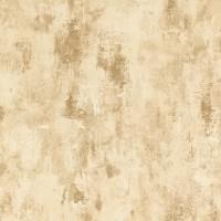 Тапет Тухли & Дърво венецианска мазилка златен