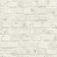 Тапет #СмениТапетите тухли бяло