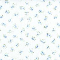 Тапет Бестселър сини цветчета