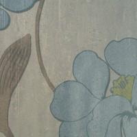 Flow разм. 53см сиво цветя бетон