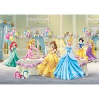 Фототапет Disney стандарт 360х254/4ч Принцеси празненство