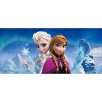 Фототапет Disney Флис 202x90/1ч Хориз. Елза и Анна