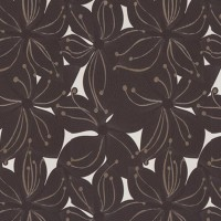Jade право 64см кафяво цветя