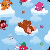 Kids@Home разм. 53см Moshi monsters cloud ride