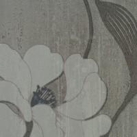 Flow разм. 53см кафяво цветя бетон