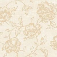 Тапет Бестселър 2 цветя беж