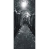 фототапет Креатив Вертикал 90x202 см, 1ч., изба
