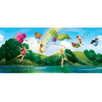 фототапет Disney Креатив Хор. 202x90 см, 1ч., феи