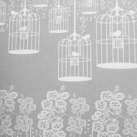 Best of/дуплекс 5621-право 64см сиво птици