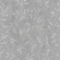 Тапет Ърбан Спейсис крем цветя сив