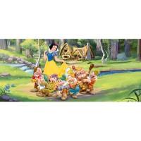 фототапет Disney Креатив Хор. 202x90 см, 1 ч., Снежанка