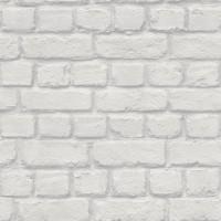Тапет Кидс&Тийнс 3 тухли бяло (Кидс&Тийнс 2)