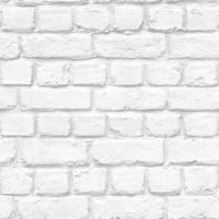 тапет Бестселър 3 бели тухли сиво (Бестселър2)