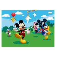 Фототапет Disney Стандарт 360x254 см, 4ч., Мики маус