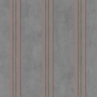 Тапет Ърбан Спейсис розово райе сив бетон