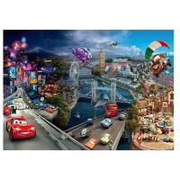 Фототапет Disney Стандарт 360x254 см, 4ч., колите