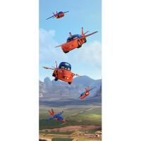 фототапет Disney Креатив Вер. 90x202 см, 1 ч., колите летят