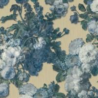 Тапет ELLE цветна градина беж