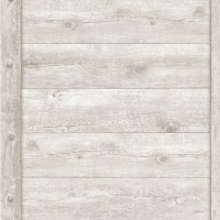 Тапет Тухли & Дърво дървен панел избелено