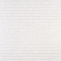 Тапет Бестселър 3 брокат 3D тухли бяло